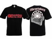 Schwarze Sonne - Ort der Kraft - T-Shirt schwarz