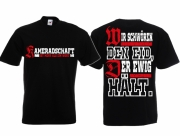 Kameraden - T-Shirt schwarz