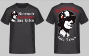 Wehrmacht - Kameraden fürs Leben - T-Shirt