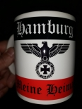 Hamburg - Meine Heimat - 4 Tassen