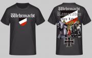 Wehrmacht Kameraden fürs Leben - T-Shirt