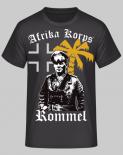 Afrika Korps Erwin Rommel - T-Shirt