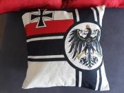 Reichskriegsflagge - Kissen 40x40cm