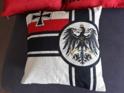 Reichskriegsflagge - Kissenbezug 40x40cm