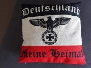Deutschland - Meine Heimat - Kissenbezug 40x40cm