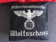 Führerhauptquartier Wolfsschanze - Kissenbezug 40x40cm