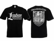 Ostfront Winter Landser - T-Shirt schwarz