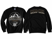 Obersalzberg - Pullover schwarz