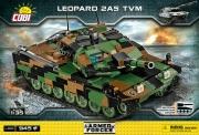 Cobi 2620 Panzer Leopard 2 A5 TVM