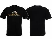Treue um Treue - T-Shirt schwarz