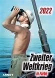 Zweiter Weltkrieg in Farbe 2022 - Kalender