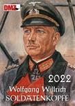 Wolfgang Willrich: Soldatenköpfe 2022 - Kalender