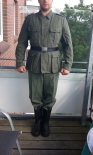 Wehrmacht Feldbluse M40