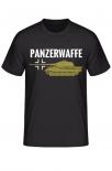 Panzerwaffe Königstiger - T-Shirt