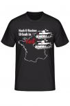 Nach 6 Wochen Urlaub in Paris - T-Shirt