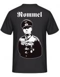 Erwin Rommel T-Shirt Rückendruck