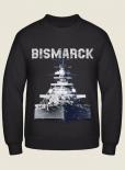 Schlachtschiff Bismarck - Sweatshirt