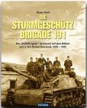 Die Sturmgeschützbrigade 191: Die Büffel-Brigade - Buch