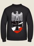 Reichsadler Eisernes Kreuz Wehrmacht Emblem - Pullover