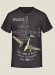 Me 262 - Der erste in Serie gebaute Düsenjäger der Welt! T-Shirt