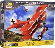 Cobi 2974 - Der Rote Baron Fokker Dr.I Manfred von Richthofen Bausatz(nur noch wenige da)
