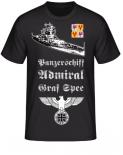 Panzerschiff Admiral Graf Spee T-Shirt I