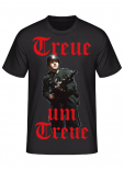 Treue um Treue - Wehrmacht Soldat - T-Shirt