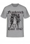 Frankreich Tour 1940 - T-Shirt