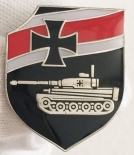 Panzerkampfwagen VI Tiger - Anstecker