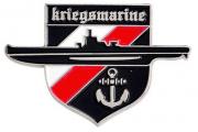 U-Bootwaffe Kriegsmarine - Anstecker