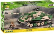 Cobi 2480A Tiger II - Panzer VI B  Königstiger Porsche Turm Spielzeug Bausatz
