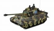 1/16 Panzerkampfwagen VI Königstiger Henschel Turm ferngesteuert 2,4 GHz(Nicht mehr viele da)