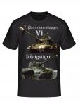 Panzerkampfwagen VI Königstiger - T-Shirt