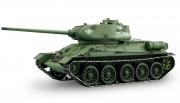 T-34/85, Rauch & Sound 1:16, 2,4GHz BB Schußfunktion+Metallgetriebe