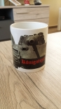 Königstiger Panzerwaffe Totenkopf - Tasse