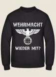 Wehrmacht wieder mit? Reichsadler - Pullover