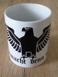 Wehrmacht denn sowas? Reichsadler - Tasse