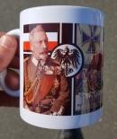 Wilhelm II - Der Kaiser rief und alle kamen - 4 Tassen