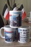 Deutsches U-Boot 96 im Atlantik auf Feindfahrt! - Tasse