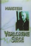 Manstein - Verlorene Siege - Buch