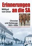Wilfred von Oven - Erinnerungen an die SA - Buch
