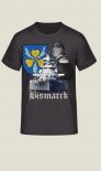 Schlachtschiff Bismarck - T-Shirt IV