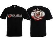 Die besten Soldaten der Welt - Ewig lebt der Toten Tatenruhm - T-Shirt schwarz