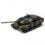 1/16 RC Leopard 2A6 flecktarn BB 2.4GHz Metallketten und Metallgetriebe