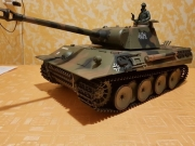 RC German Panther 1:16 BB 2.4GHz BB metal gears