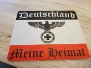 Deutschland - Meine Heimat - Mauspad/Untersetzer