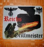 Reichsgrillmeister - Mauspad/Untersetzer