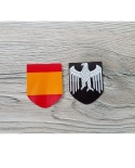 Wehrmacht Division Azul División Española de Voluntarios (Spanien) Helmabzeichen