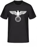 Reichsadler Eisernes Kreuz T-Shirt