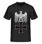 Reichsadler Eisernes Kreuz T-Shirt II